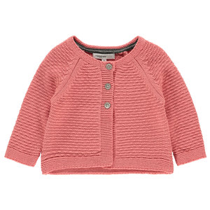NOPPIES meisjes vest peach blossom canby