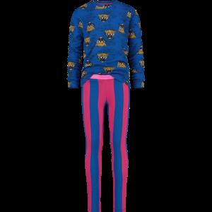 VINGINO meisjes pyjama set dark blue willa