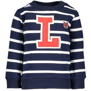 LCEE kidswear jongens trui blue navy