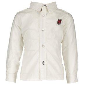 LCEE kidswear jongens blouse off white