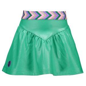B.NOSY meisjes rok emerald green
