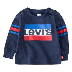 LEVI'S jongens longsleeve dress blues