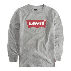 LEVI'S jongens longsleeve grey heather