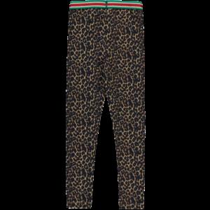 Quapi meisjes legging leopard tjitske