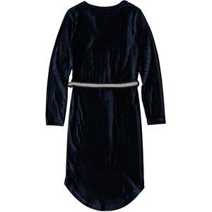 Quapi Quapi meisjes jurk navy tamari