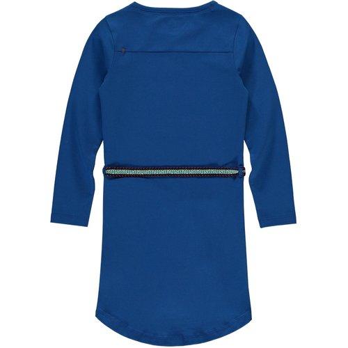 Quapi Quapi meisjes jurk classic blue tamia 2