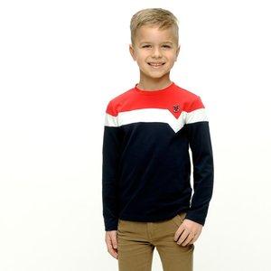 LCEE kidswear jongens longsleeve blue navy