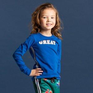 Quapi meisjes longsleeve classic blue taniya
