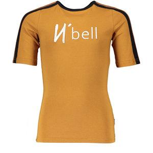 NOBELL meisjes t-shirt coffee kanoux