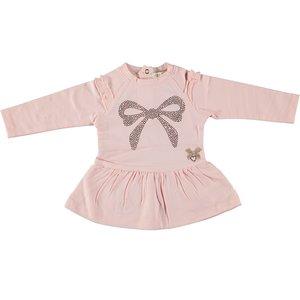 LE CHIC meisjes jurk powder blush