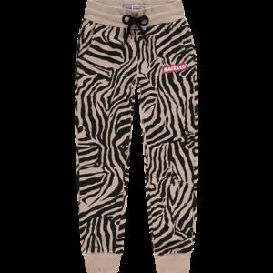 RAIZZED meisjes broek zebra aop seoul