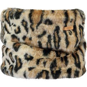 BARTS meisjes nekwarmer leopard doozy