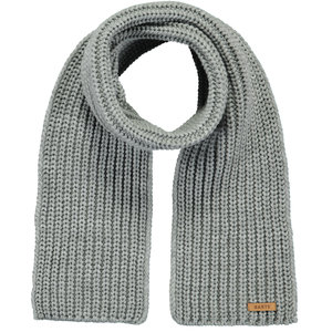 BARTS jongens sjaal heather grey edin