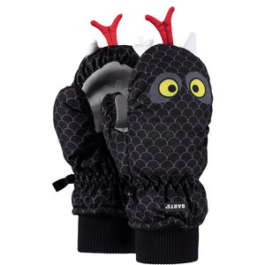BARTS jongens handschoenen black nylon