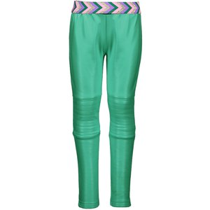 B.NOSY meisjes legging emerald green