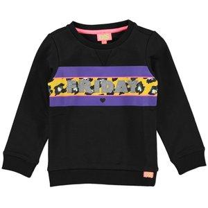 FUNKY XS meisjes trui black