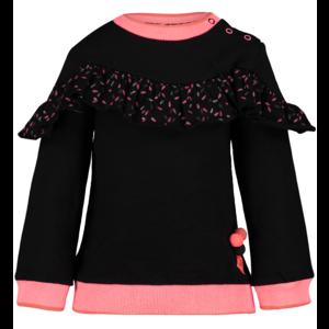 4PRESIDENT meisjes trui black