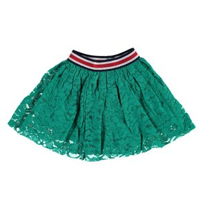 Quapi Quapi meisjes rok forest green tirza