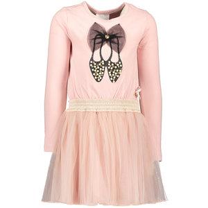 LE CHIC meisjes jurk victorian pink