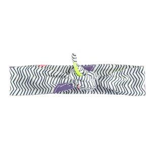 B.NOSY meisjes haarband zigzag dot