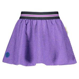 B.NOSY meisjes rok grape purple