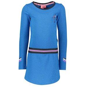 B.NOSY meisjes jurk azure blue