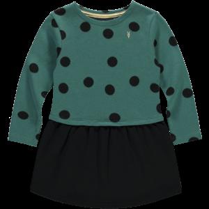 LEVV meisjes jurk pine green