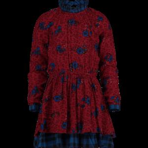 VINGINO meisjes jurk classic red