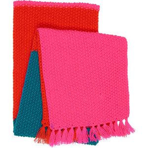 LE BIG meisjes sjaal multi