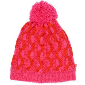 LE BIG meisjes hoed pink glo