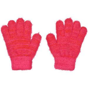 LE BIG meisjes handschoenen pink glo