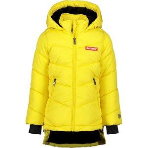 RAIZZED meisjes jas bright yellow