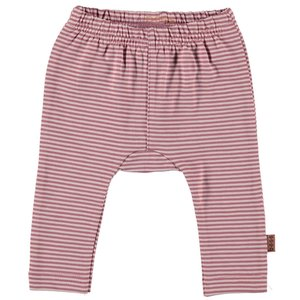 B.E.S.S. meisjes legging pinstripe pink stripes