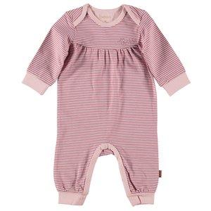 B.E.S.S. meisjes boxpak pinstripe pink stripes
