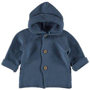 B.E.S.S. jongens vest blue
