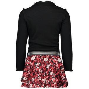 LIKE FLO Like Flo meisjes jurk flower