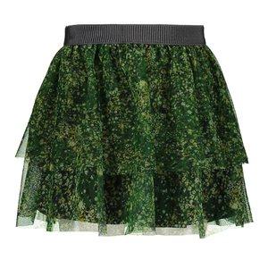 LIKE FLO Like Flo meisjes rok green