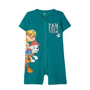 NAME IT jongens pyjama teal green