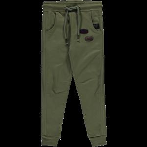Quapi jongens broek army green tyano