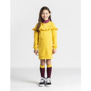 Quapi meisjes jurk amber yellow tanisha