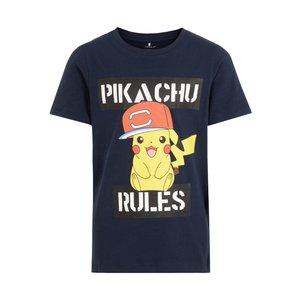 NAME IT jongens t-shirt pokemon dark sapphire nos