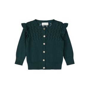NAME IT meisjes vest green gables
