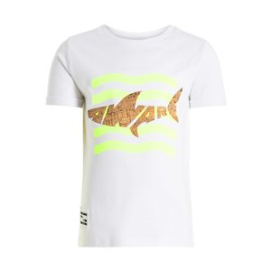 NAME IT jongens t-shirt bright white