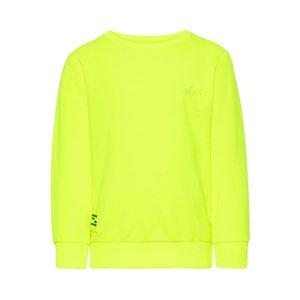 NAME IT jongens trui safety yellow