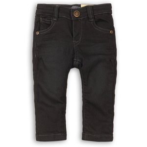 DIRKJE BABYKLEDING jongens jeans black awesome