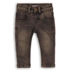 DIRKJE BABYKLEDING jongens jeans grey/brown jeans travel