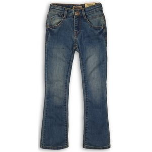 DJ DUTCHJEANS meisjes jeans dark blue jeans fabulous