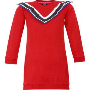 LITTLE MISS JULIETTE meisjes trui red