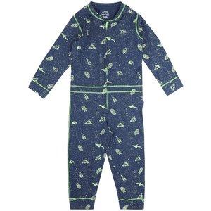 CLAESEN'S jongens pyjama onesie astro glow