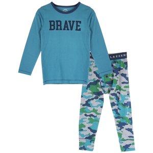 CLAESEN'S jongens pyjama set army